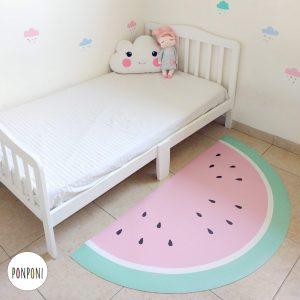 שטיח PVC אבטיח - לחדר ילדים ותינוקות