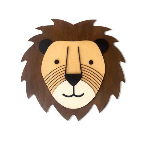 ראש אריה לתלייה
